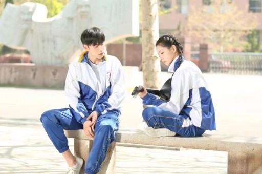 我的刺猬女孩开播 演员李逸男、庄达菲