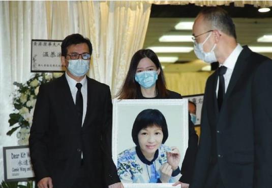 黄日华太太出殡 与黄日华的感情是娱乐圈一段佳话