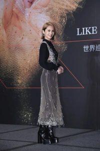 杨丞琳谈潘玮柏娇妻 女生非常幸福对他非常好