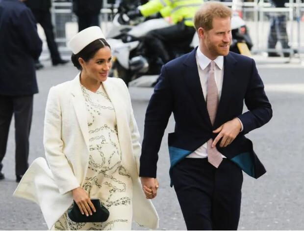 外媒放出爆炸性新闻 曝梅根王妃怀二胎