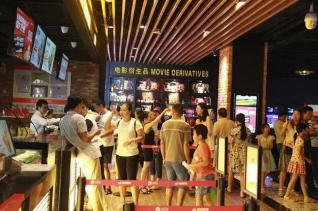 影院禁观众自带饮料 每次看电影的成本大大提高