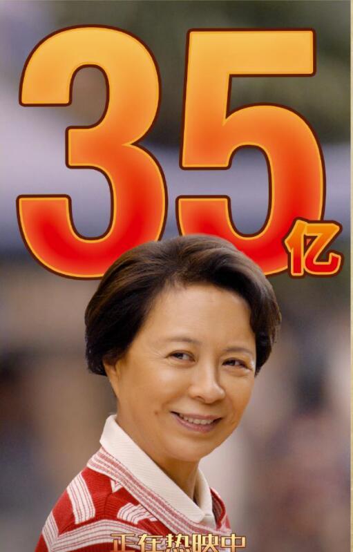 你好李焕英票房破35亿 单日票房榜继续位居榜首