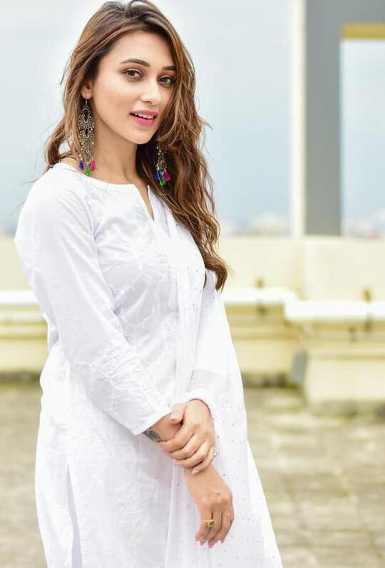 印女演员被打假疫苗