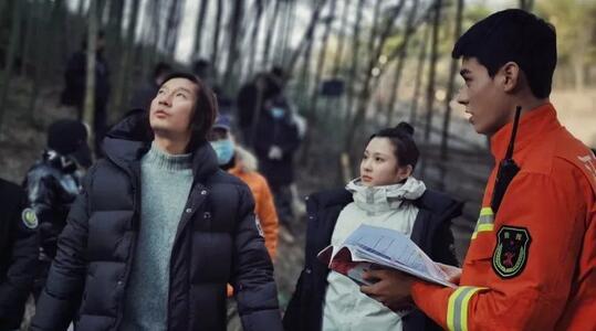 《你好火焰蓝》导演张力川谈选择龚俊出演的原因