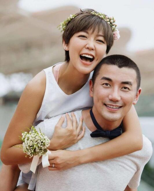 TVB小生洪永城结婚