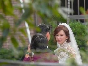林志玲婚礼行头 低调创明星婚礼最低记录