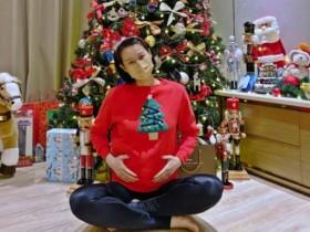 胡杏儿宣布怀三胎 觉得有3孩特別美好特別幸福的事