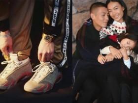 """陈冠希晒76万豪表 世界名表品牌的""""皇家橡树""""系列"""