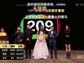 """胡杏儿演员2夺冠 249票获得""""年度最佳演员"""""""