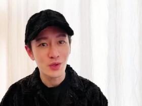 黄晓明露面状态憔悴 录视频助力尹力导演新片《没有过不去的年》