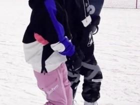 李小璐疑有新恋情 马智宇一起相约前往滑雪场
